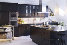 Lampparin keittiö