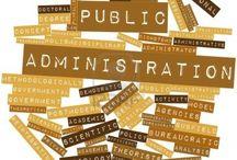 Administrasi/Kebijakan Publik