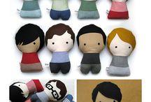 Gift ideas for kids / by Tiffany Elliott