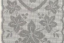 hačkované vzory