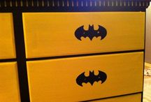 batcave room