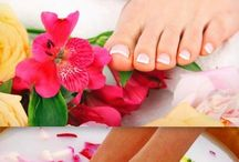Beaty and relaxation / Foot spa