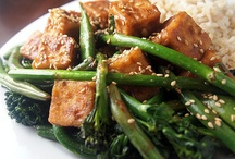 Tofu! / I'm still a carnivore!