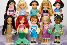 Disney Dolls / My Dolls