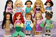 Disney Dolls / My Dolls