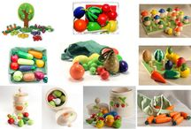 игрушки и материал