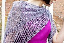 Knitting - one ball patterns