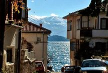 Ohrid. Macedonia