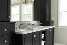 Home Decor - Bathroom / Ideas for remodeling my bathrooms / by Ginni Cole