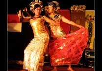 Indonesia dance