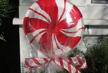 lolipop decoration