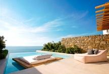 Cavo Tagoo / Cavo Tagoo Luxury Hotel in Mykonos Island http://www.cavotagoo.gr/