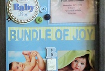 Baby Shadow Boxes