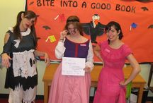 Halloween 2013 at Florida Libraries!! / Because Librarians are ALL about any excuse to dress up!