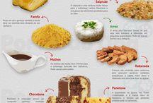 comidas de cachorro