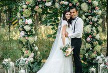 Лесная свадьба wood wedding / Лесная свадьба