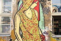Art: Street & Graffiti