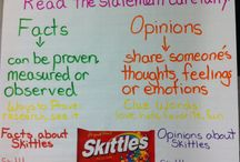 Fact & Opinion / by Courtney Sweeney-Legore