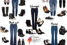 Right Shoes With Jeans