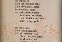 Runoja