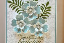 Stampin' Up! - Timeless Textures / Stampin' up stamp set and card design