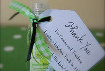Baby Shower Ideas / by Becki Noll