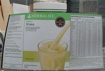 Herbalife / DISPLAY MDF HERBALIFE TAM. 1,20 ALTURA CM