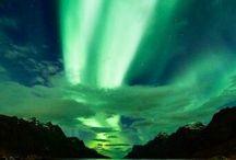 Lo maravilloso del planeta Tierra....