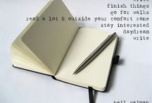 Inspirational Words / by Lynne Meyer