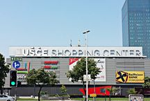 USCE Shopping Center, Belgrade, Serbia / Ušce Shopping Center is the largest shopping center in Serbia and the region.