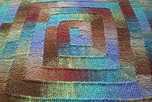 Knitting and crotchet