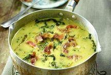 Kartoffel Wirsing Suppe