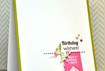 Paper - Cards - Birthday