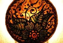 Henna Night Lights