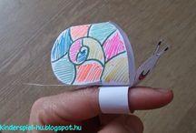 Petites créations pour enfants