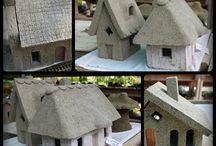 tutorial for fairy houses!