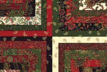 "Holiday in Kashmir by Moda / ""Holiday in Kashmir"" by Sentimental Studios for Moda Fabrics"