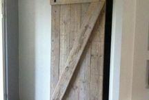 woonkamer deur