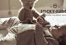 Sticky fudge
