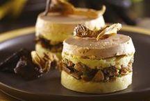 foie gras/parmentier