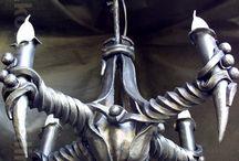 arte em ferro