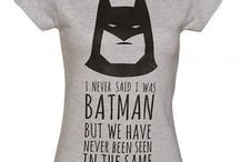 Superhero shirts