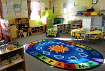 Classroom Set-up Ideas / by Carrie Johnson