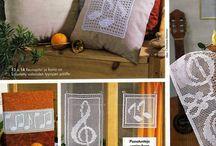 Crochet - Cushion Covers
