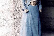 Dawne suknie