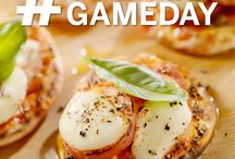 Guiltless Game Day / Victoria Fine Foods presents healthy and delicious alternatives for your football game day foods! Here are the recipes. Enjoy!