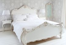 The Perfect French Boudoir / Be inspired by our beautiful elegant French bedroom furniture perfect for creating a French inspired boudoir! / by Beau Decor