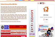Iklan dan Reklame / List Of Indonesian Business Web Blog Who Provide Advertising Services