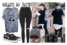 Polyvore outfits - Justin Bieber