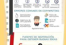 Inspiración para Bloggers / recursos para mejorar un blog #diseñoweb #bloggers #marketingdigital